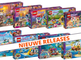 LEGO Friends zomer 2019 sets