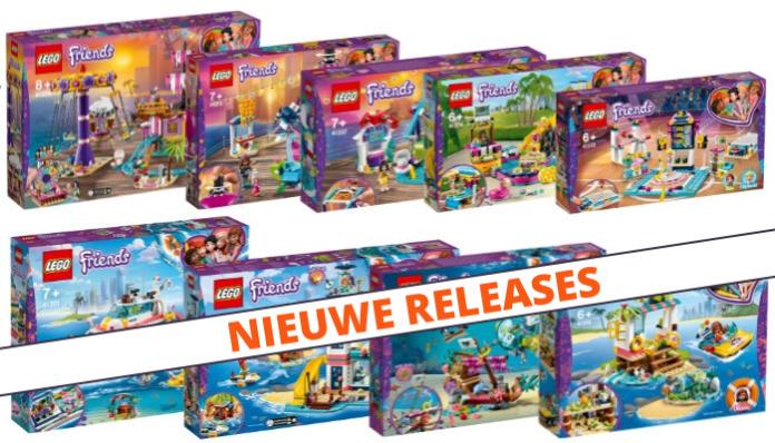 LEGO Friends zomer 2019 sets