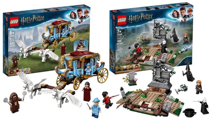 LEGO Harry Potter 75958 & 75965 opgedoken