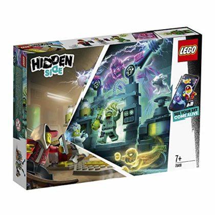 LEGO Hidden Side 70418 Lab
