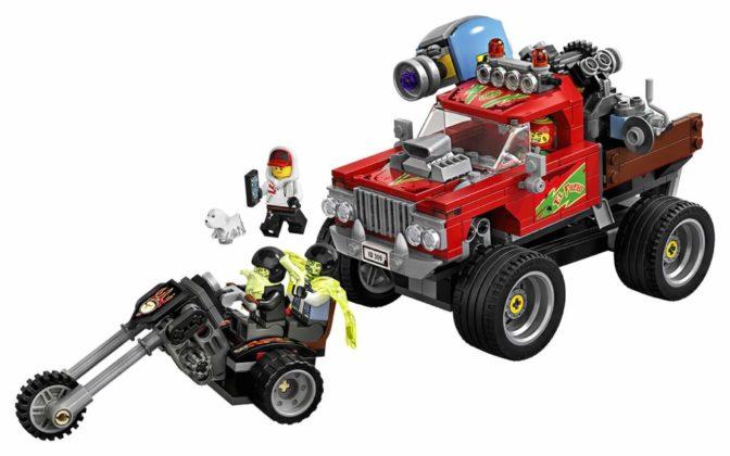 LEGO Hidden Side 70421 Truck