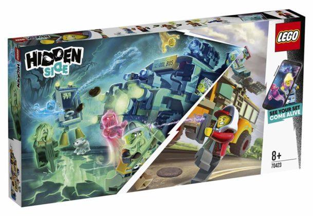 LEGO Hidden Side 70423 Bus