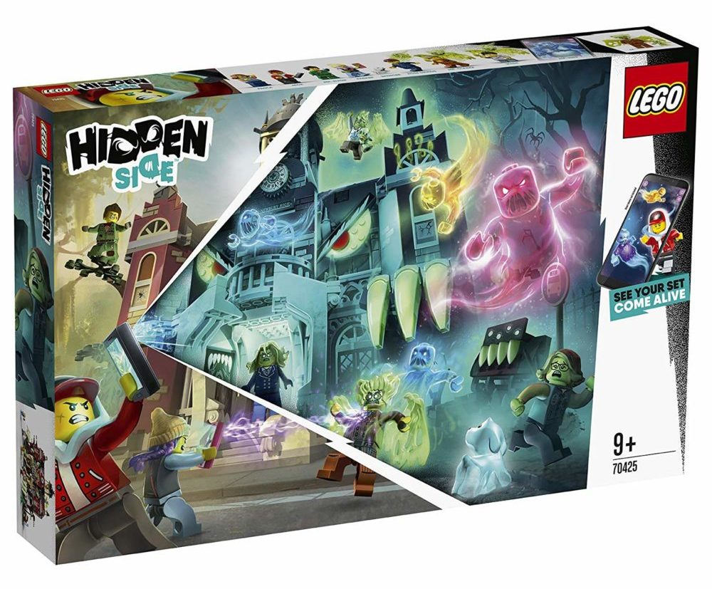 LEGO Hidden Side 70425 High School