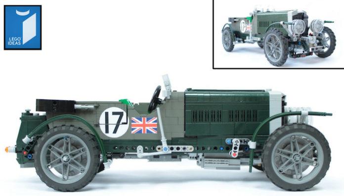 LEGO Ideas 1927-31 Bentley 'Blower'