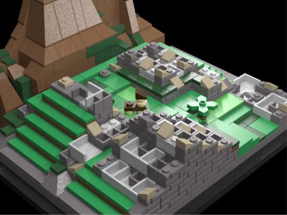 LEGO Ideas Machu Picchu
