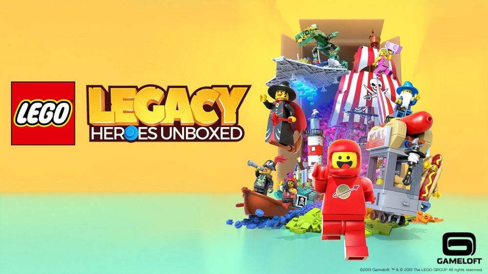 LEGO Gameloft game