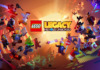 LEGO Legacy Heroes Unboxed