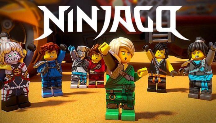 LEGO Ninjago Secrets of the Forbidden Spinjitzu