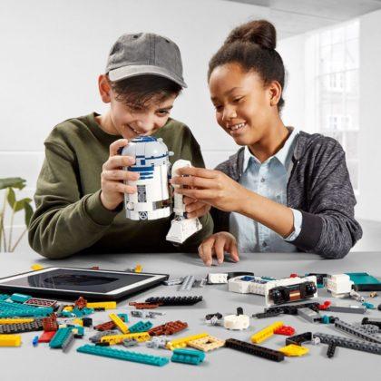 LEGO Boost R2D2