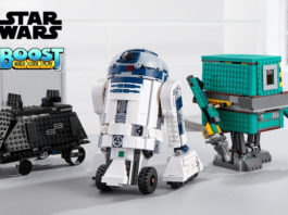 LEGO Star Wars 75253 BOOST Droid Commander aangekondigd