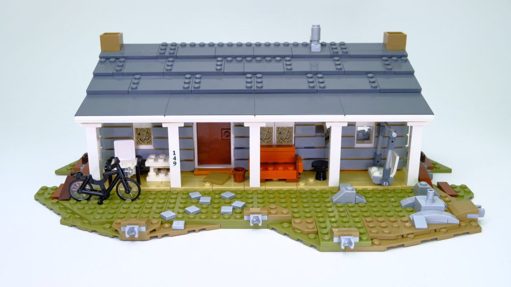 LEGO 75810 Byers' House