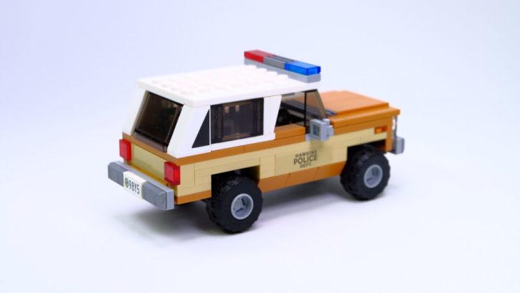 LEGO 75810 Hopper Police Truck