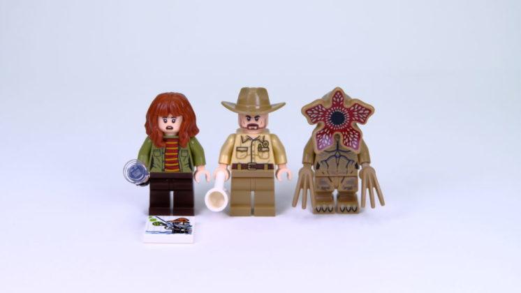 LEGO 75810 Minifigures