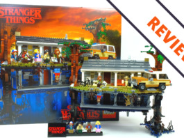LEGO Stranger Things 75810 The Upside Down Header