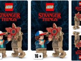 LEGO Stranger Things zit eraan te komen