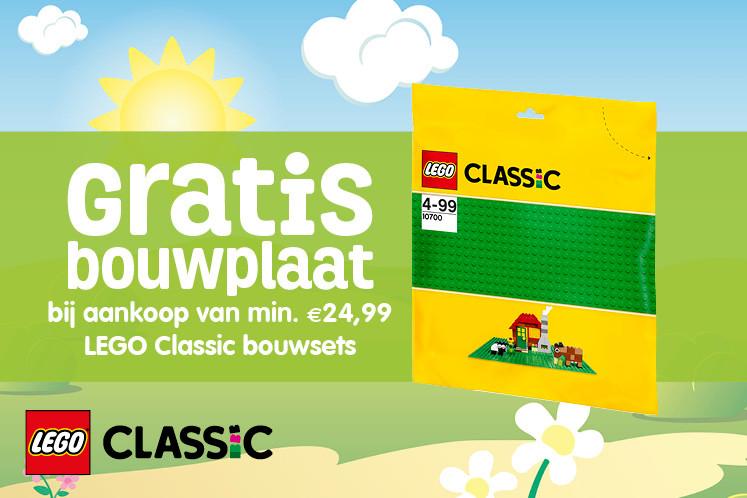 Gratis LEGO Baseplate