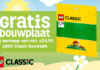 Gratis LEGO Classic Baseplate