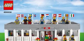 LEGO 4000034 LEGO System House (1)