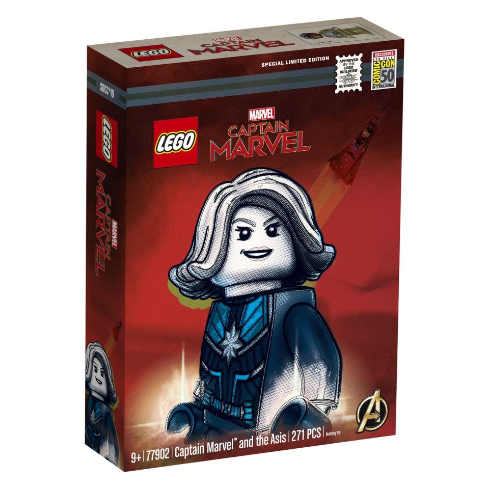 LEGO 77902 Captain Marvel San Diego Comic-Con (1)