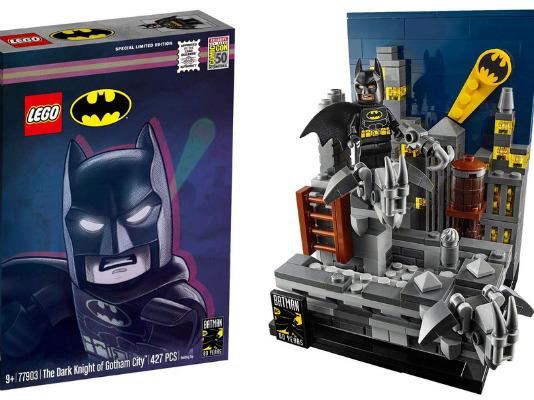 LEGO 77903 The Dark Knight of Gotham City San Diego Comic-Con