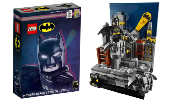 LEGO 77903 The Dark Knight of Gotham City San Diego Comic-Con