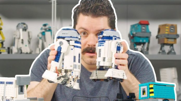 LEGO Boost Droid Commander Designer Video banner