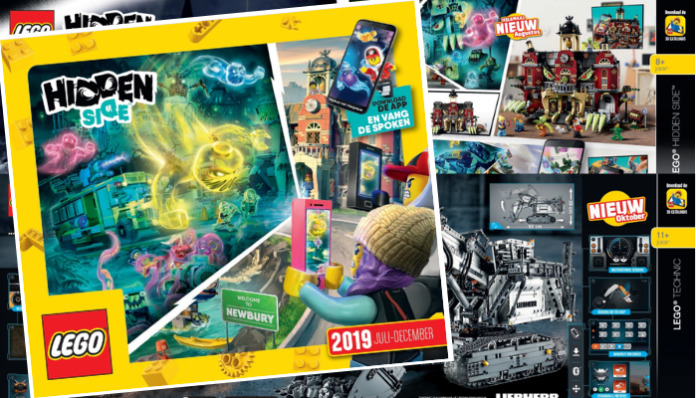 LEGO Catalogus 2H 2019 staat live