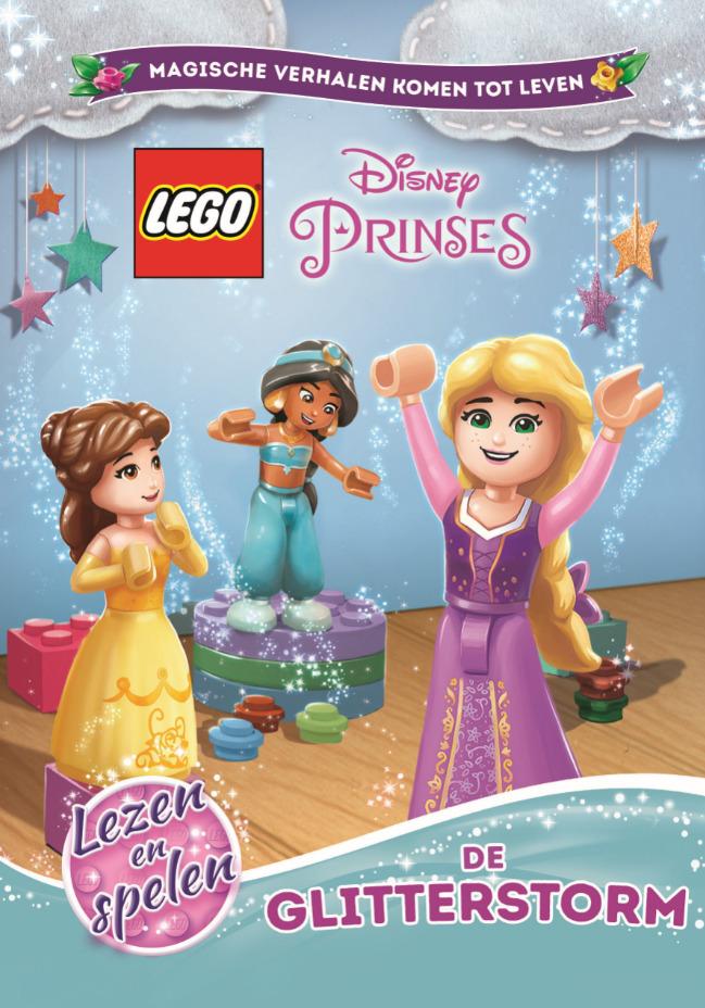 LEGO Disney Princes – De Glitterstorm