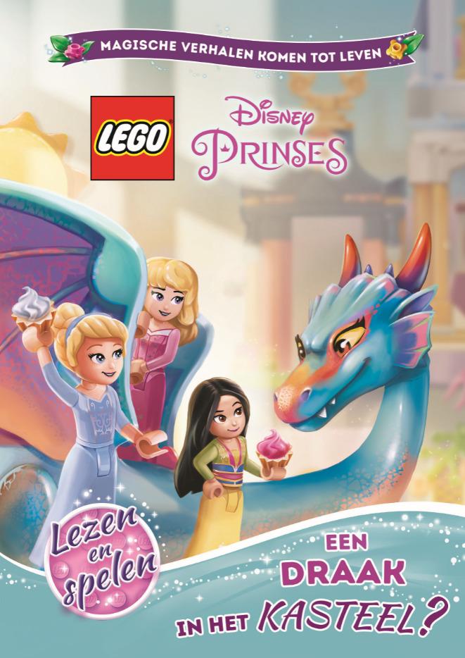 LEGO Disney Princes – Een draak in het kasteel