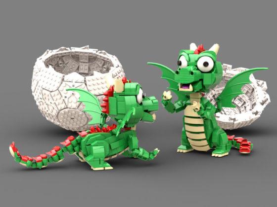 LEGO IdeasBaby Dragon