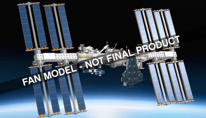 LEGO Ideas International Space Station