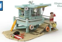 LEGO IdeasLifeguard's shack