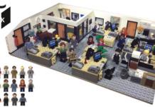 LEGO Ideas The Office bereikt 10K supporters