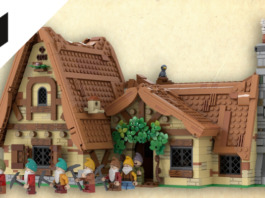 LEGO Ideas The Seven Dwarfs' House