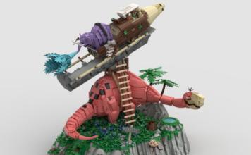 LEGO Ideas Wacky Bedrock inventions
