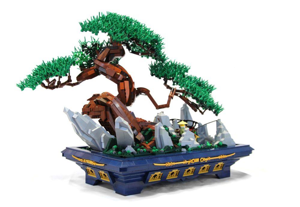 LEGO Ideas Zen Bonsai (1)