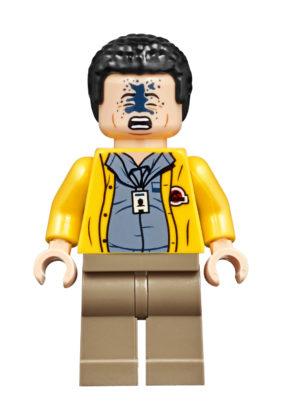 LEGO Dennis Nedry