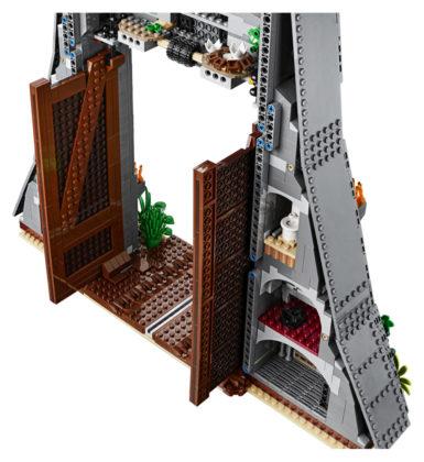 LEGO Jurassic Park Gate