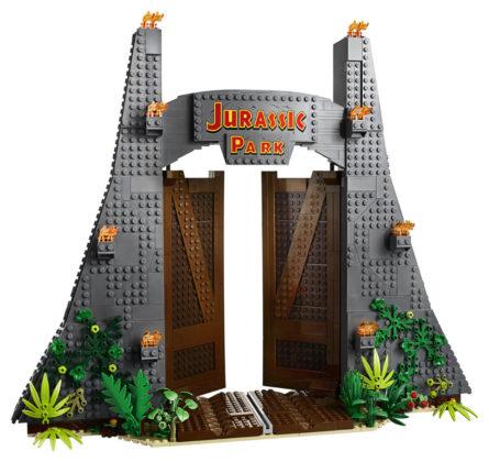 LEGO Jurassic World 75936 Jurassic Park T-rex Rampage