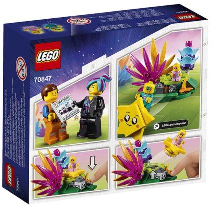 LEGO Movie 2 70847 - Good Morning Sparkle Babies!
