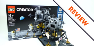 LEGO NASA Apollo Lunar Lander
