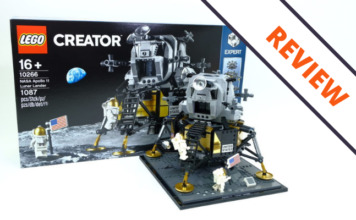 LEGO NASA Apollo Lunar Lander