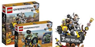 LEGO Overwatch 2YH 2019 sets