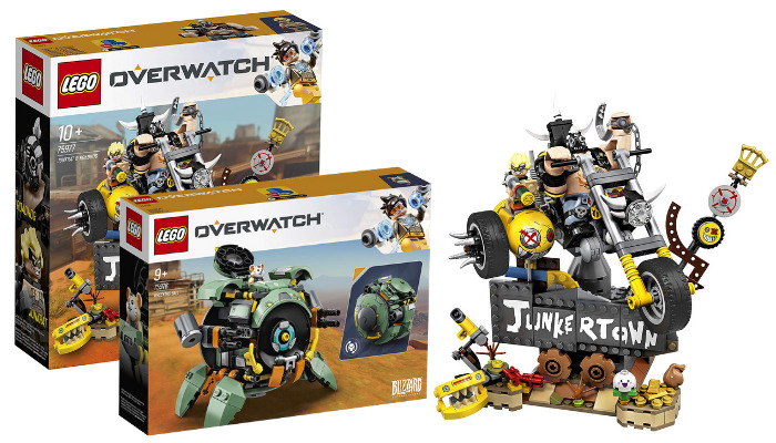LEGO Overwatch 2YH 2019 sets