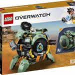 LEGO Overwatch 75976 Wrecking Ball