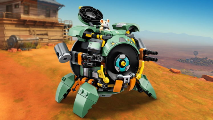 LEGO Overwatch LEGO Overwatch 75976 Wrecking Ball