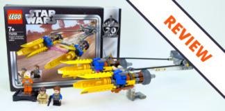 LEGO Star Wars 75258 Annakin's Podracer - 20th Anniversary Edition