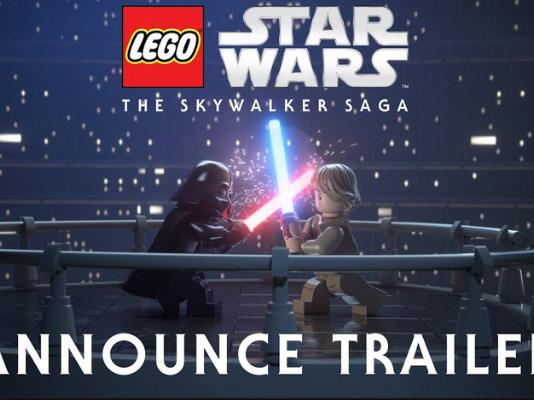 LEGO Star Wars The Skywalker Saga aangekondigd