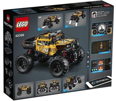 LEGO Technic 42099 4x4 X-treme Off-Roader
