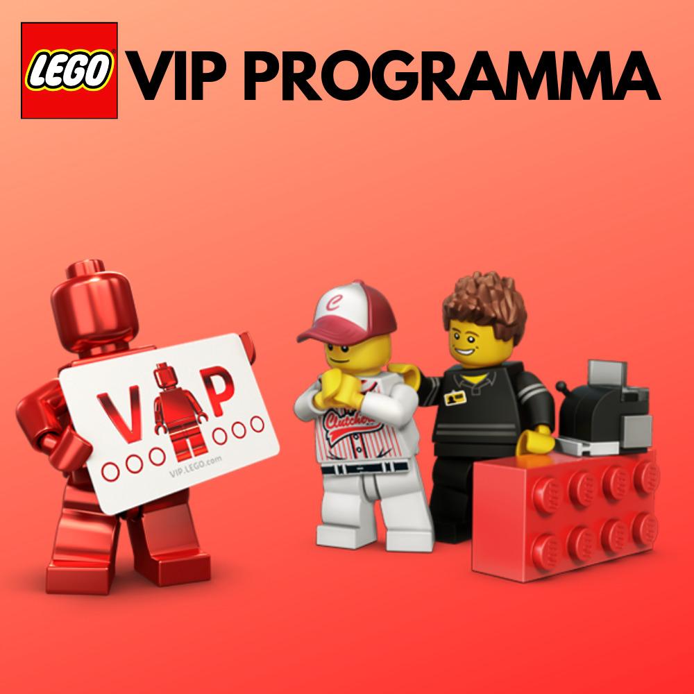 LEGO VIP banner
